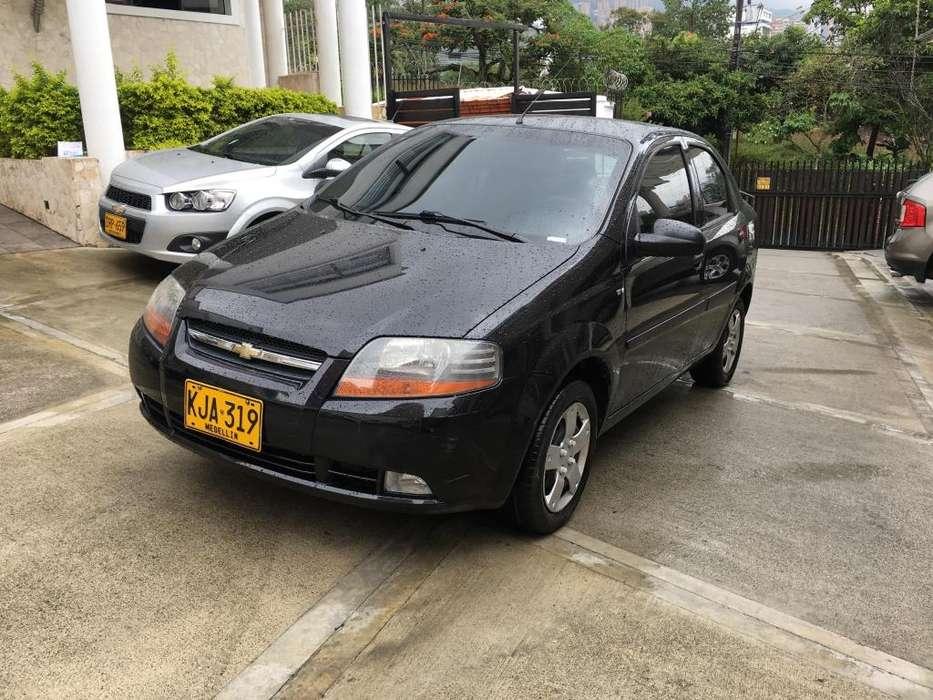Chevrolet Aveo 2011 - 82000 km
