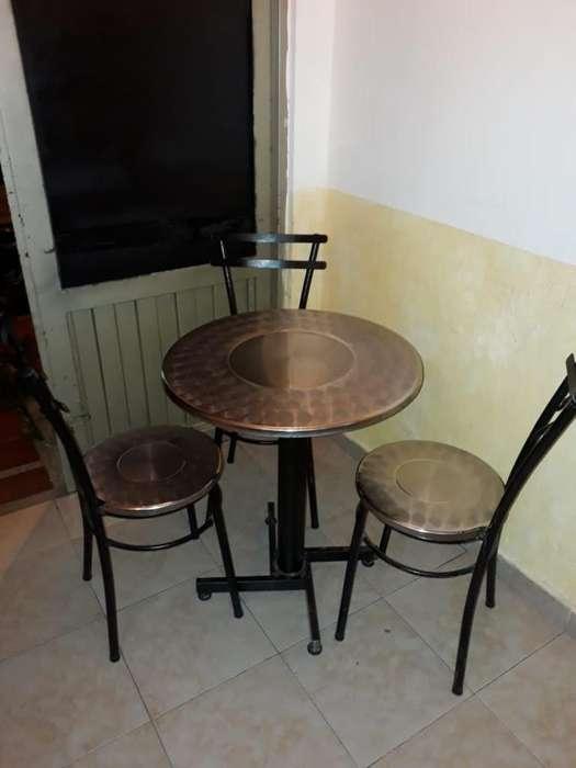 Mesas para Cafeteria O Bar