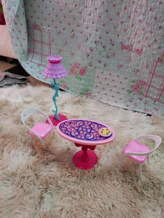 Comedor Barbie