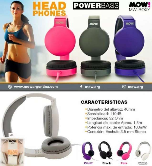 Auriculares Bluetooth Roxy