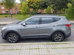 Hyundai Sante Fe, 2015, Mecanica 4x2.