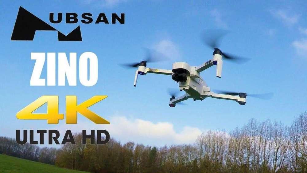 Drone Hubsan Zino 4k Gps 1KM Entrega Inmediata