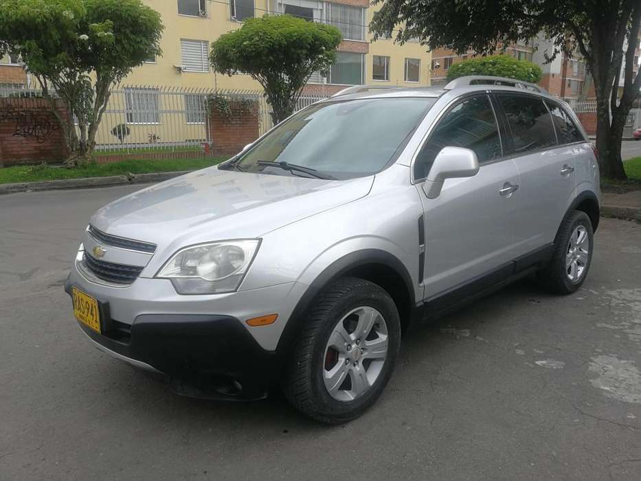 Chevrolet Captiva 2010 - 93000 km