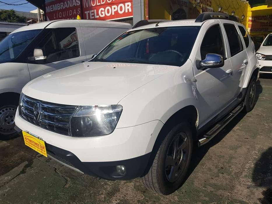 Renault Duster 2013 - 81000 km