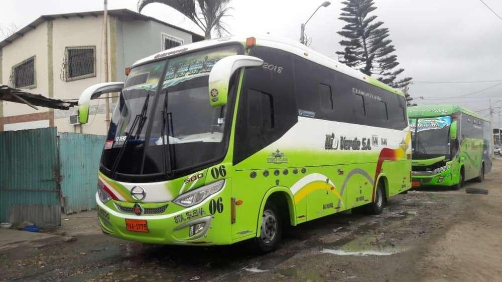 Venta de Bus Interpronvincial Hino