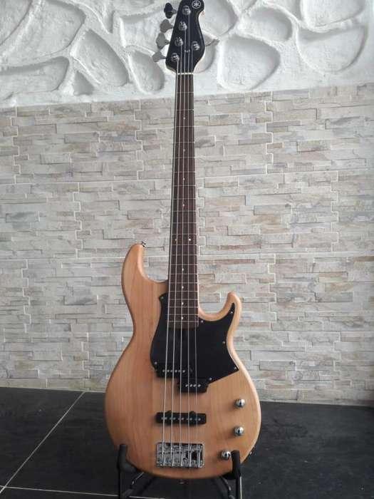 Bajo Electrico Yamaha BB235 5 - cuerdas