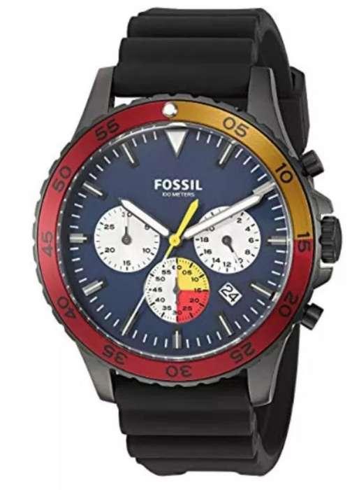 Reloj Fossil Deportivo Ch3058 Original