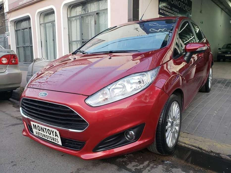 <strong>ford</strong> Fiesta Kinetic 2015 - 56000 km
