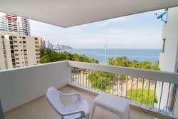 Apartamento económico Rodadero vista al mar