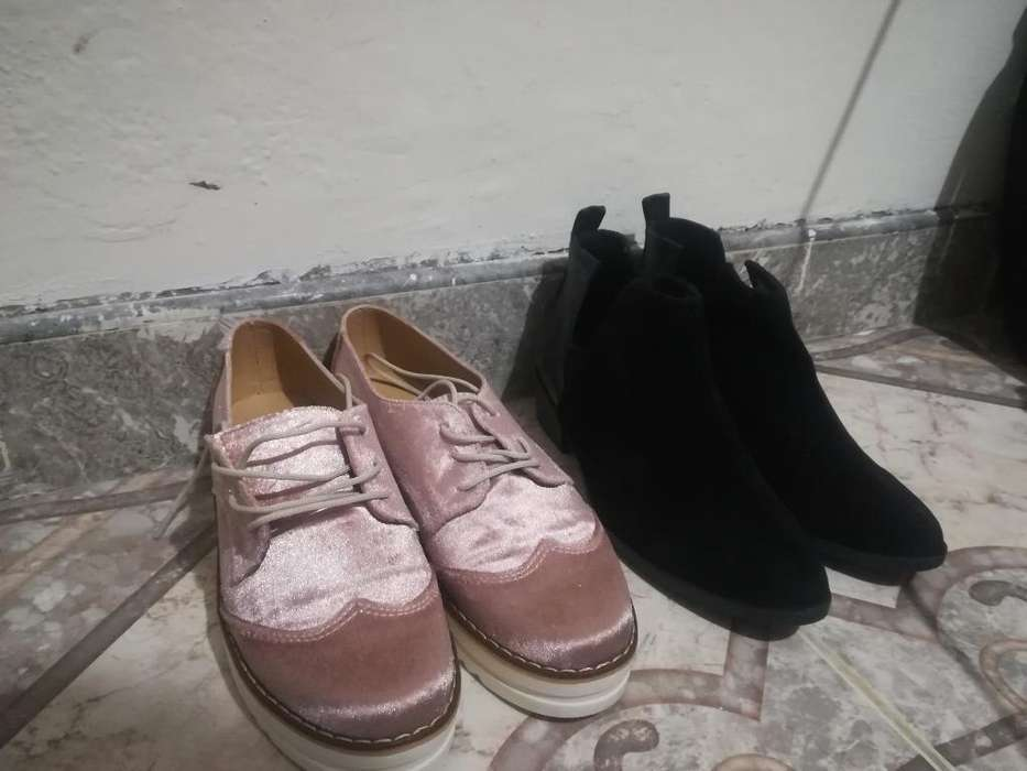 Se Venden 2 Pares de Zapatos Discovery