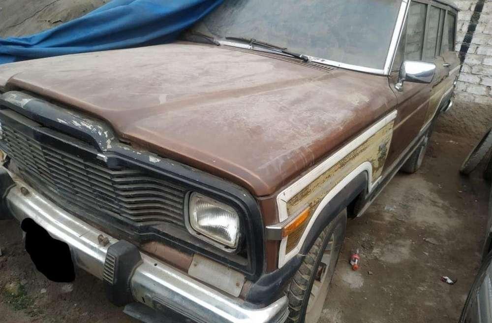 JEEP Wagoneer 1980 - 120000 km