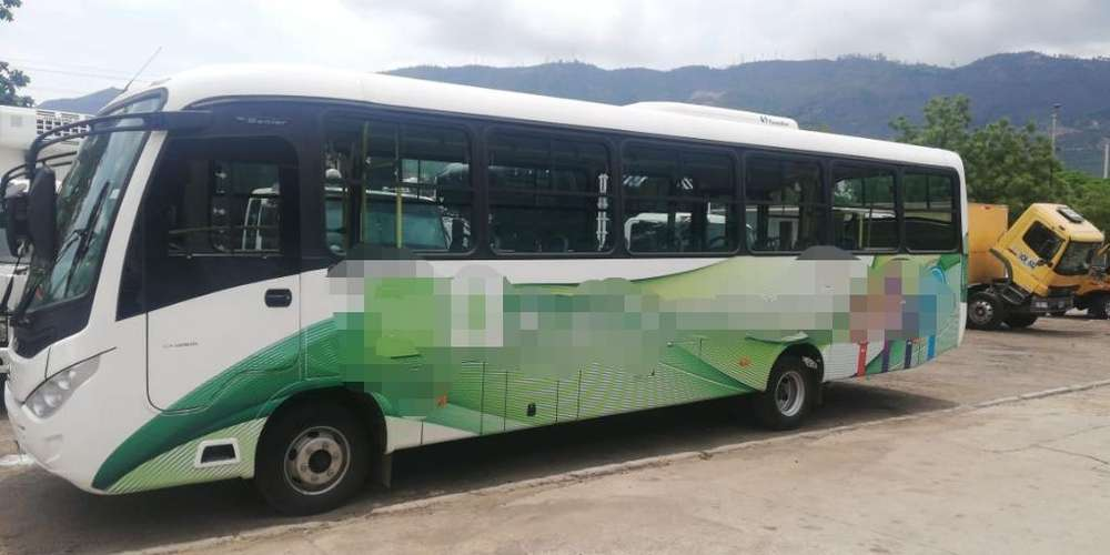 Buses Chevrolet Nkr Npr Nqr Frr Lv