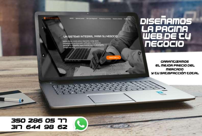 Diseño web en Bogotá y Cali
