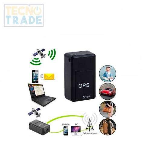 Rastreador tracker <strong>gps</strong> magnetico mini, incluye iva.