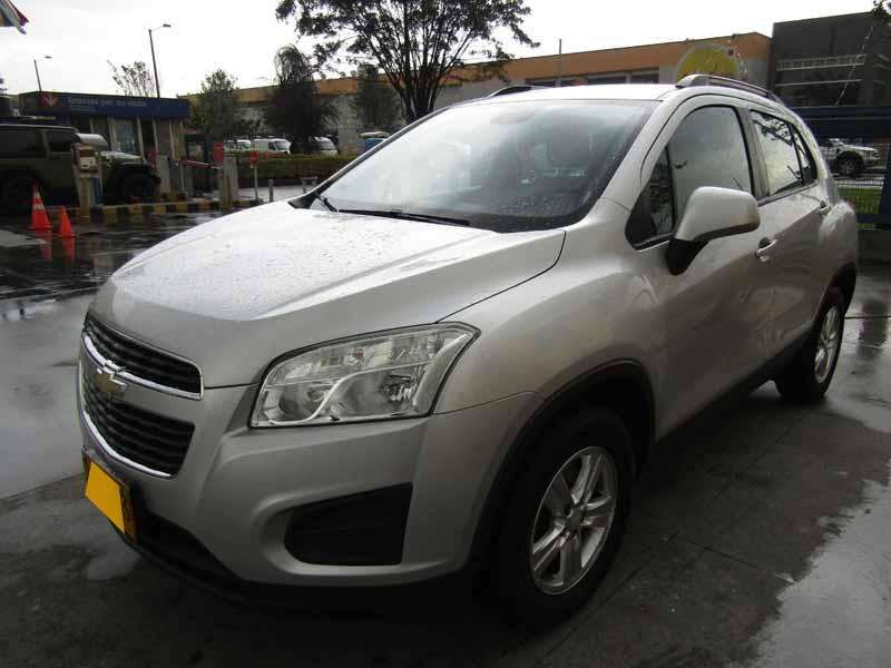 Chevrolet Tracker 2015 - 51000 km