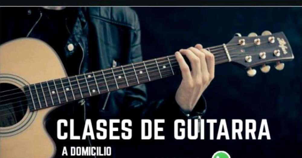 Clases de Guitarra en La Plata