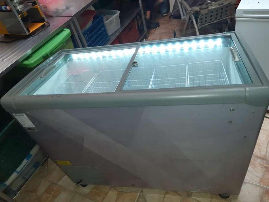 Congelador Imbera