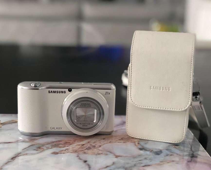 Camara Samsung Galaxy