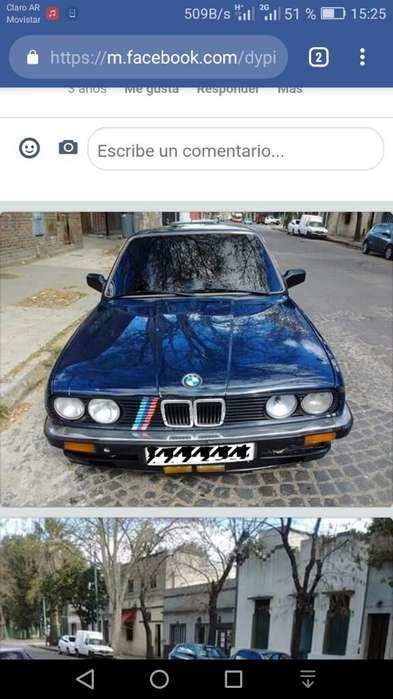 BMW Serie 3 1983 - 168000 km