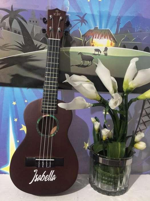 Ukeleles Acusticos Concierto/Soprano