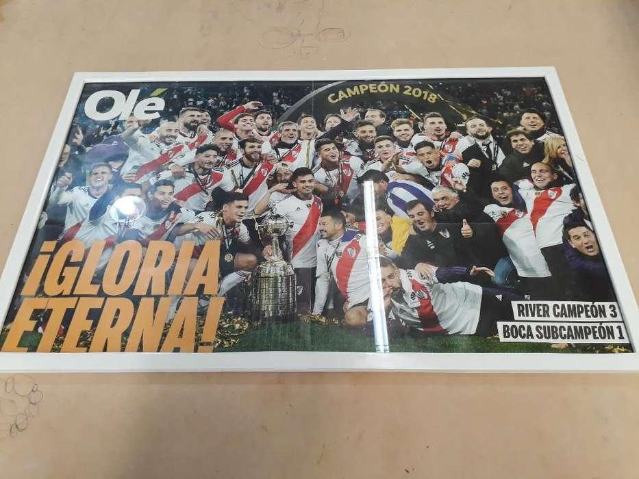 Cuadro River Plate