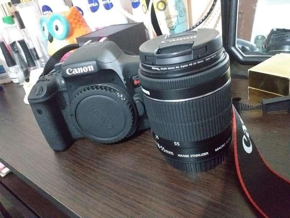 de Oporutnidad T6i Canon Casi sin Uso