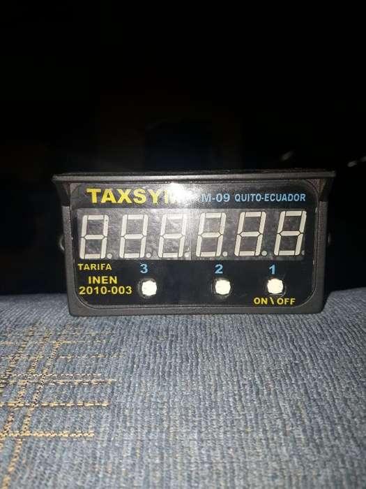 Vendo Taximetro Listo para Instalar Homo