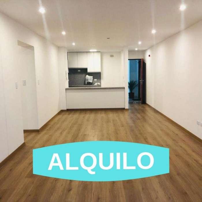ALQUILO DEPARTAMENTO ESTRENO CHACARILLA 115MTS 2
