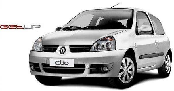 Renault Clio  2010 - 100000 km