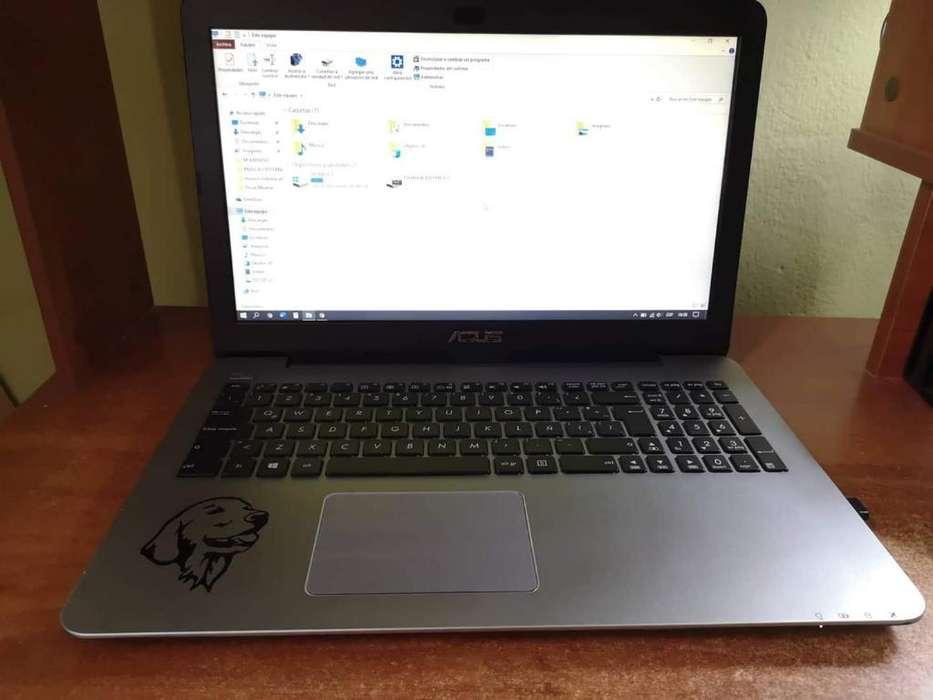 Vendo Hoy Mismo Laptop Asus I5 Seminueva