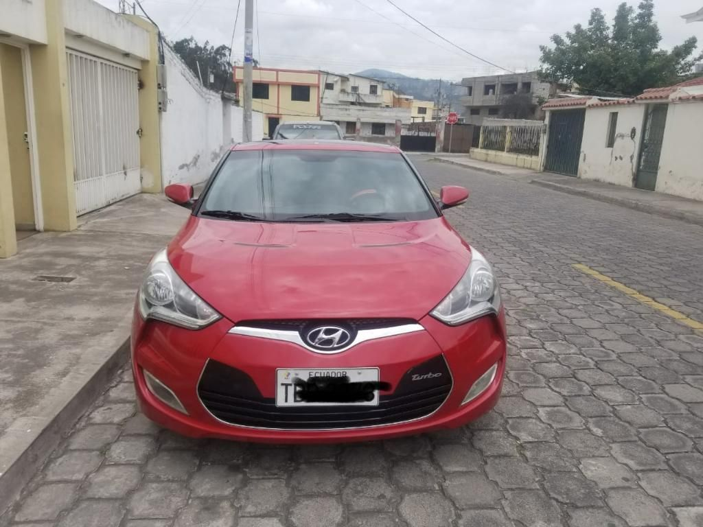 Vendo Hyundai Veloster