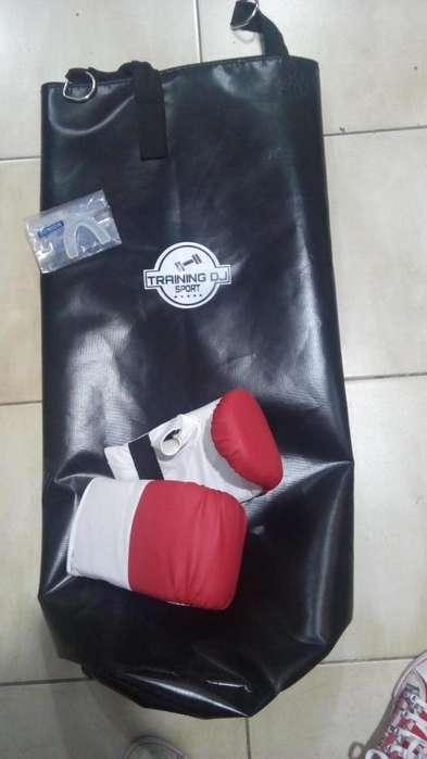 PROMO PARA EL DIA DEL PADRE!!bolsa box guantines protector bucal