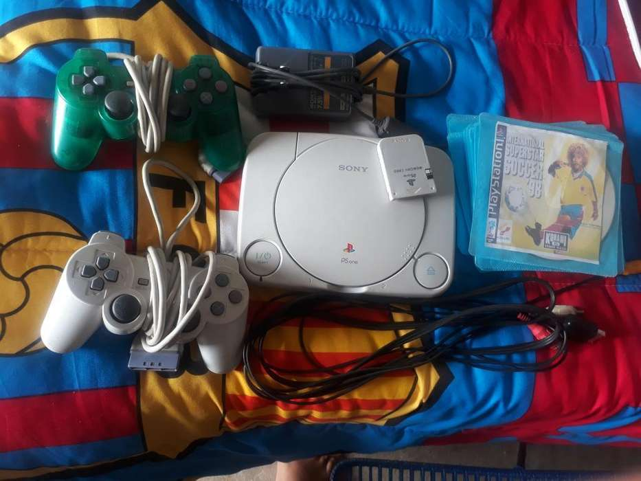 Vendo Play Station 1