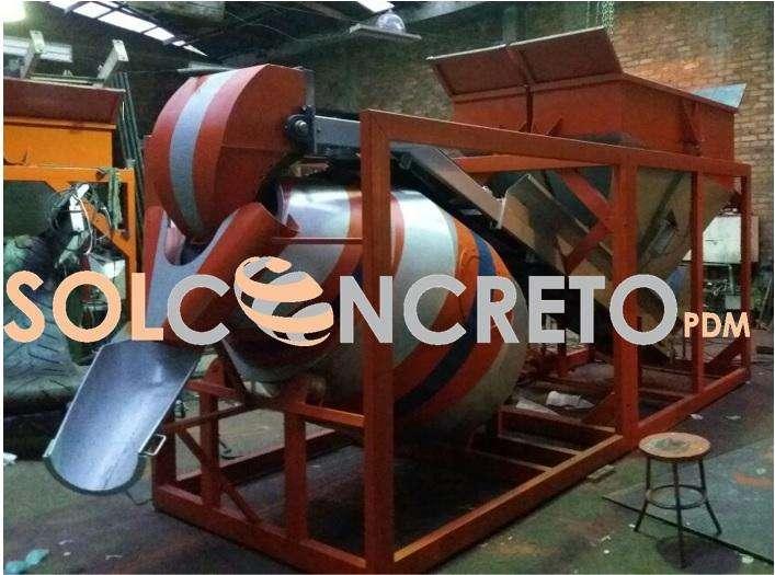 Plantas Dosificadoras y Mezcladoras para concreto