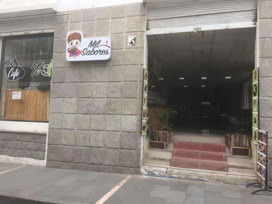 Restaurante en vende en el centro