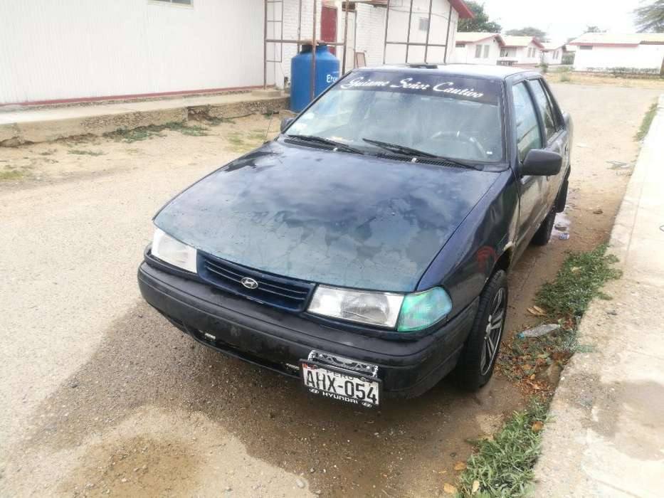 Hyundai Excel 1993 - 243000 km