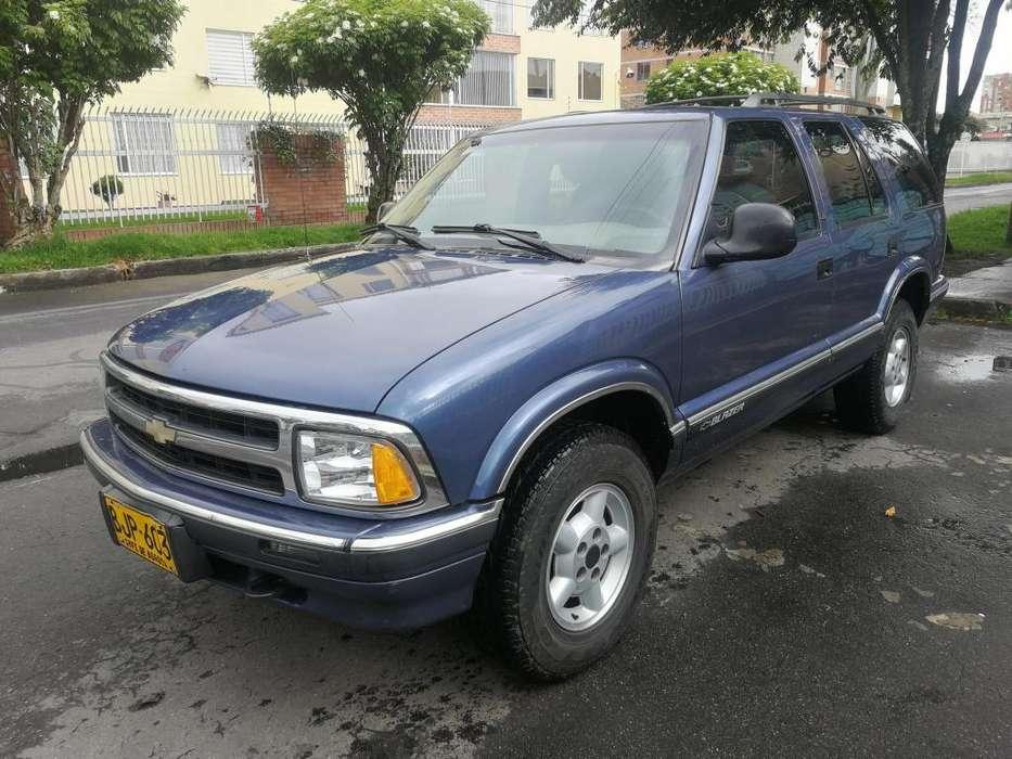 Chevrolet Blazer 1997 - 236000 km