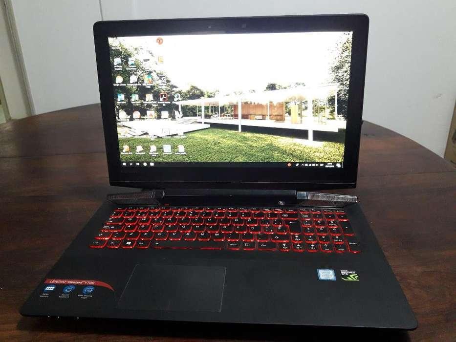 Vendo Notebook Lenovo Ideapad Y700