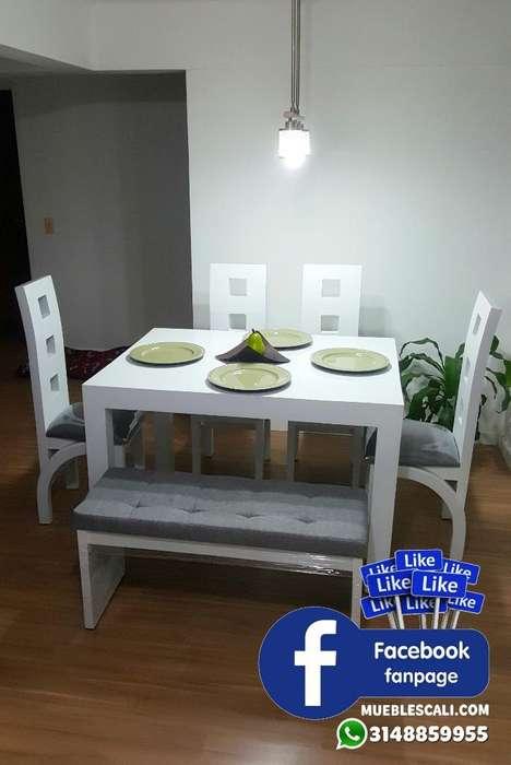 Comedores Nuevos en Blanco 3148859955