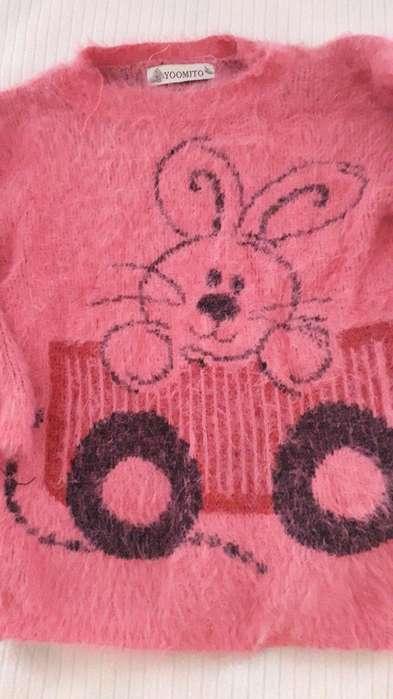 Sweater Lana. 4-5 Años