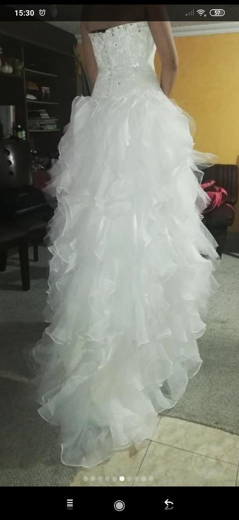 Vestido Novia Usado Bogotá