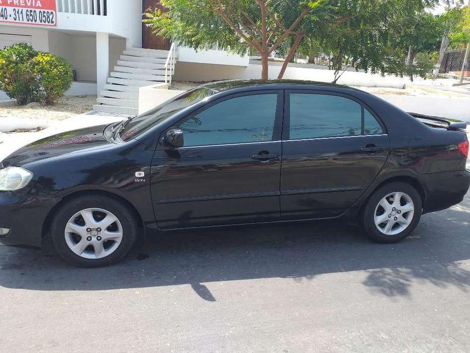 Toyota Corolla 2007 - 93000 km