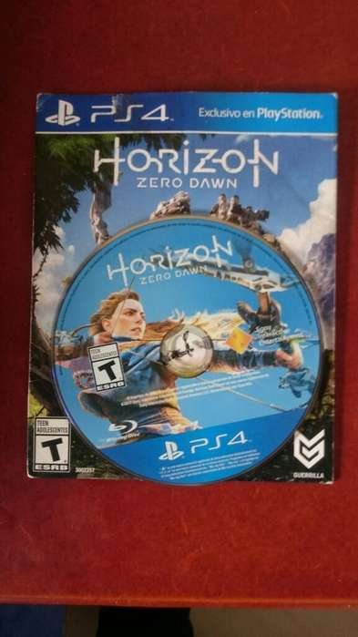 Horizon Zero Ps4