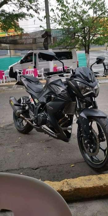 Moto Kausaki Así <strong>nueva</strong> Soat Vigente