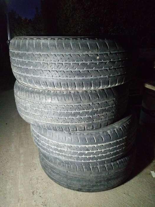 Nematicos Bridgestone. 215/65/16.