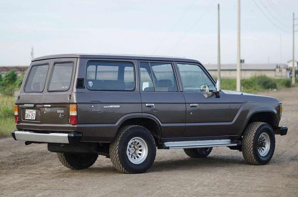 Toyota Land Cruiser 1981 - 200000 km