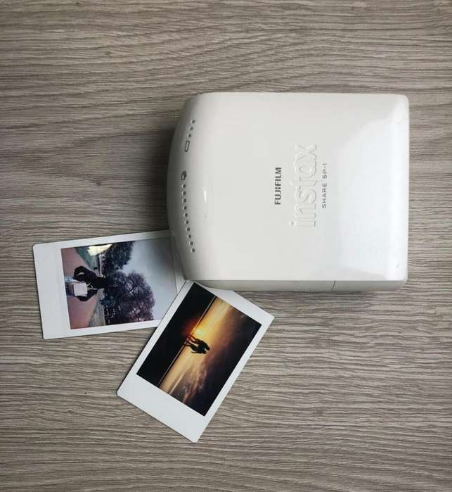 <strong>impresora</strong> Instax de Fotos Polaroid