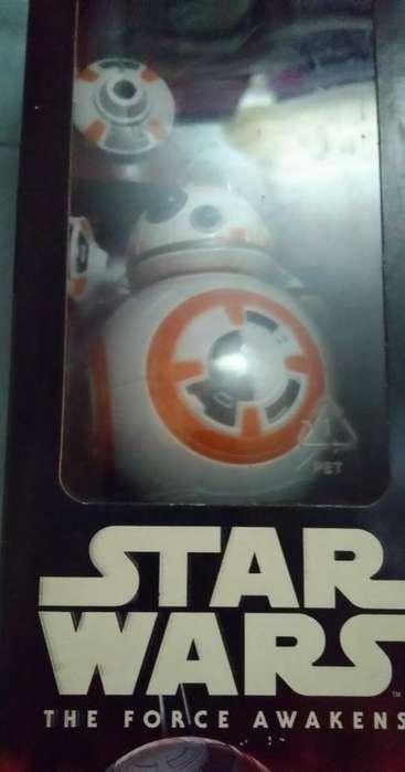 Figuras Colección Star Wars Nuevas