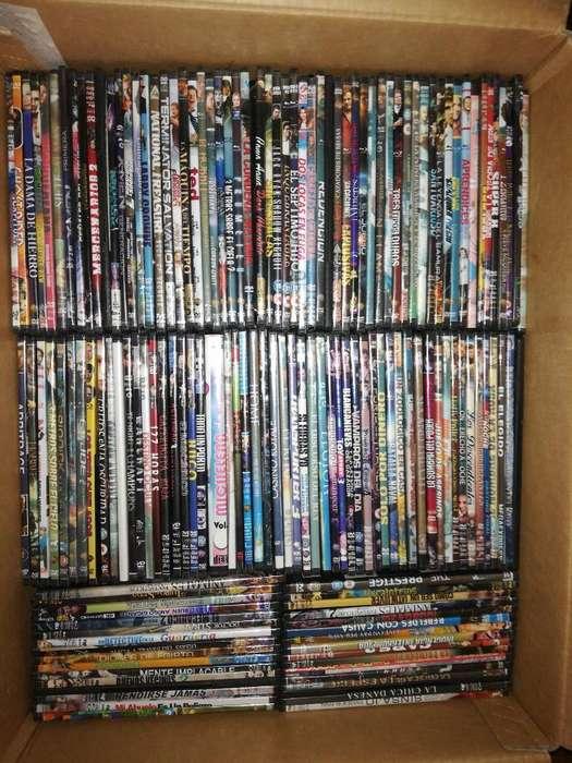 Vendo Colección de 150 Películas