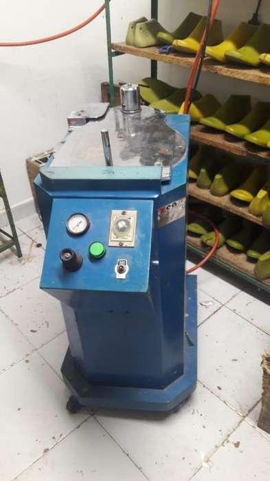 Vendo Pegadora Y Compresor Industrial